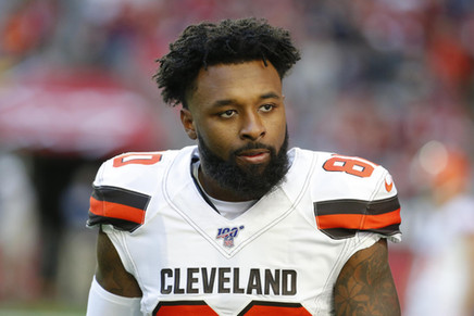 Browns WR Jarvis Landry