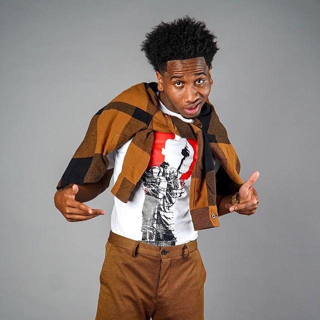 Comedian 'That Boy Funny'