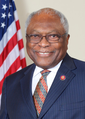 Majority Whip James E. Clyburn