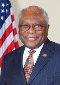 Majority Whip James E. Clyburn