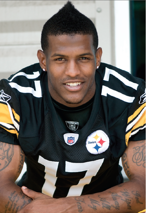 Former NFL WR Mike Wallace