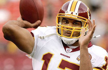 Former NFL QB Jason Campbell