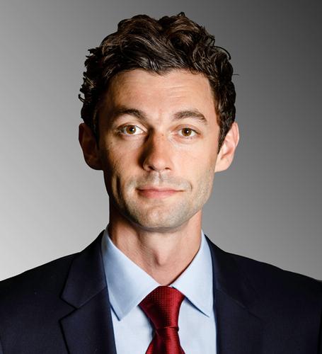 Georgia Senate candidate Jon Ossoff