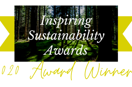 Congratulations! Announcing our 2020 Inspiring Sustainability Award Winners