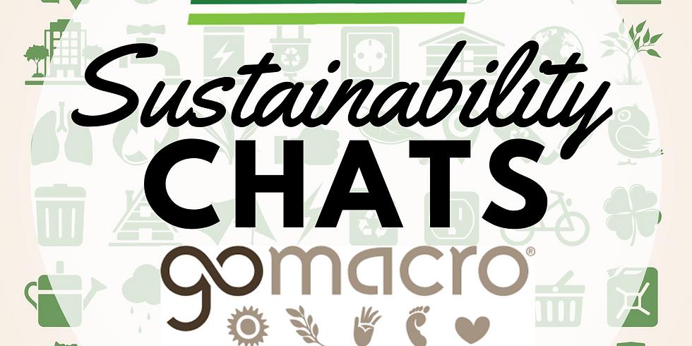 Sustainability Chats - GoMacro