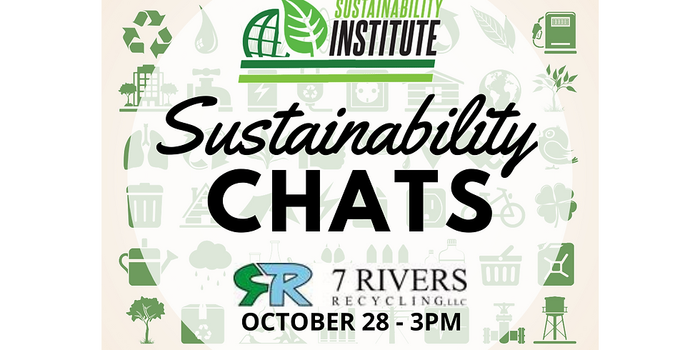Sustainability Chats - 7 Rivers Recycling - Leader in Mattress Recycling