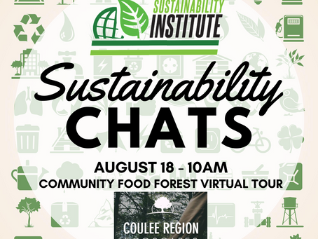 Sustainability Chats - Food Forest Tour
