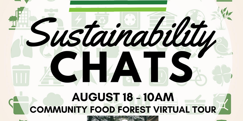 Sustainability Chats - Community Food Forest with Coulee Region Ecoscapes