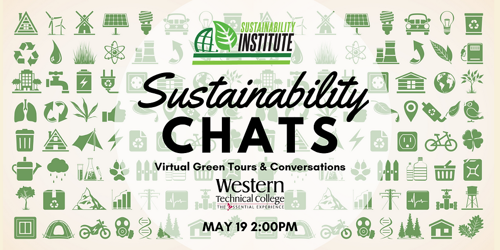Sustainability Chats & Virtual Green Tour - Western ITC Building
