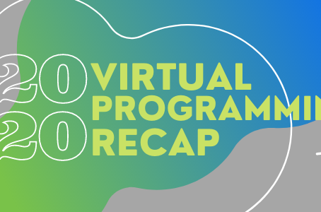 2020 Virtual Programming Recap