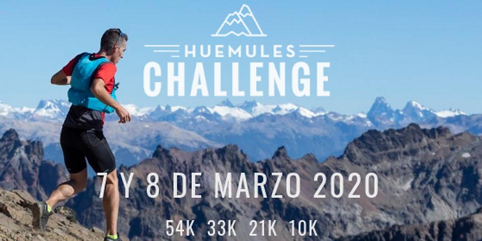 HUEMULES CHALLENGE - CAMPING AGRESTE