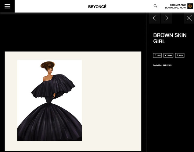 Beyoncé.com