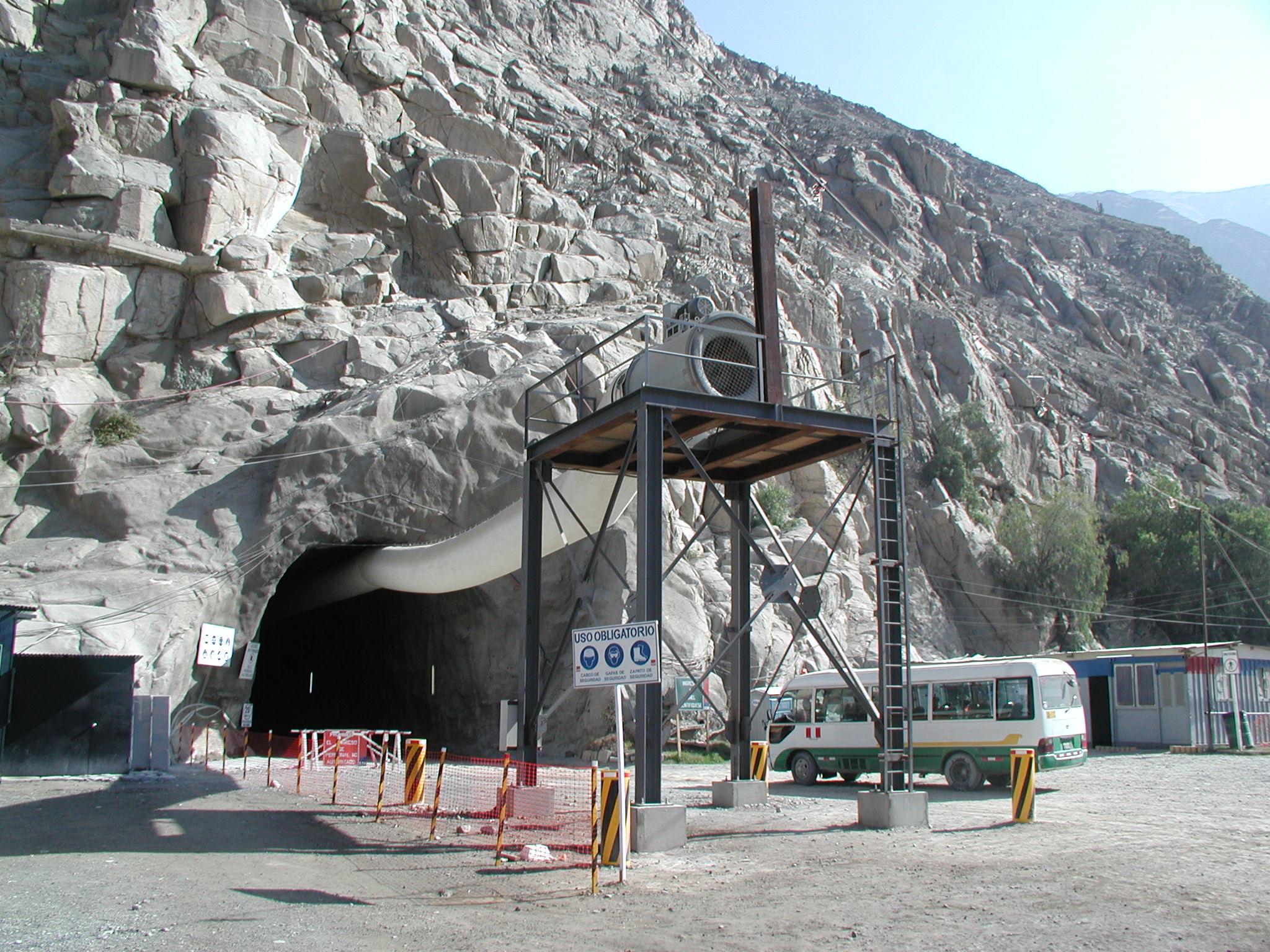 El Platanal Hydropower, Peru