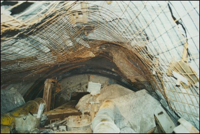 Piora Mulde Tunnel, Switzerland