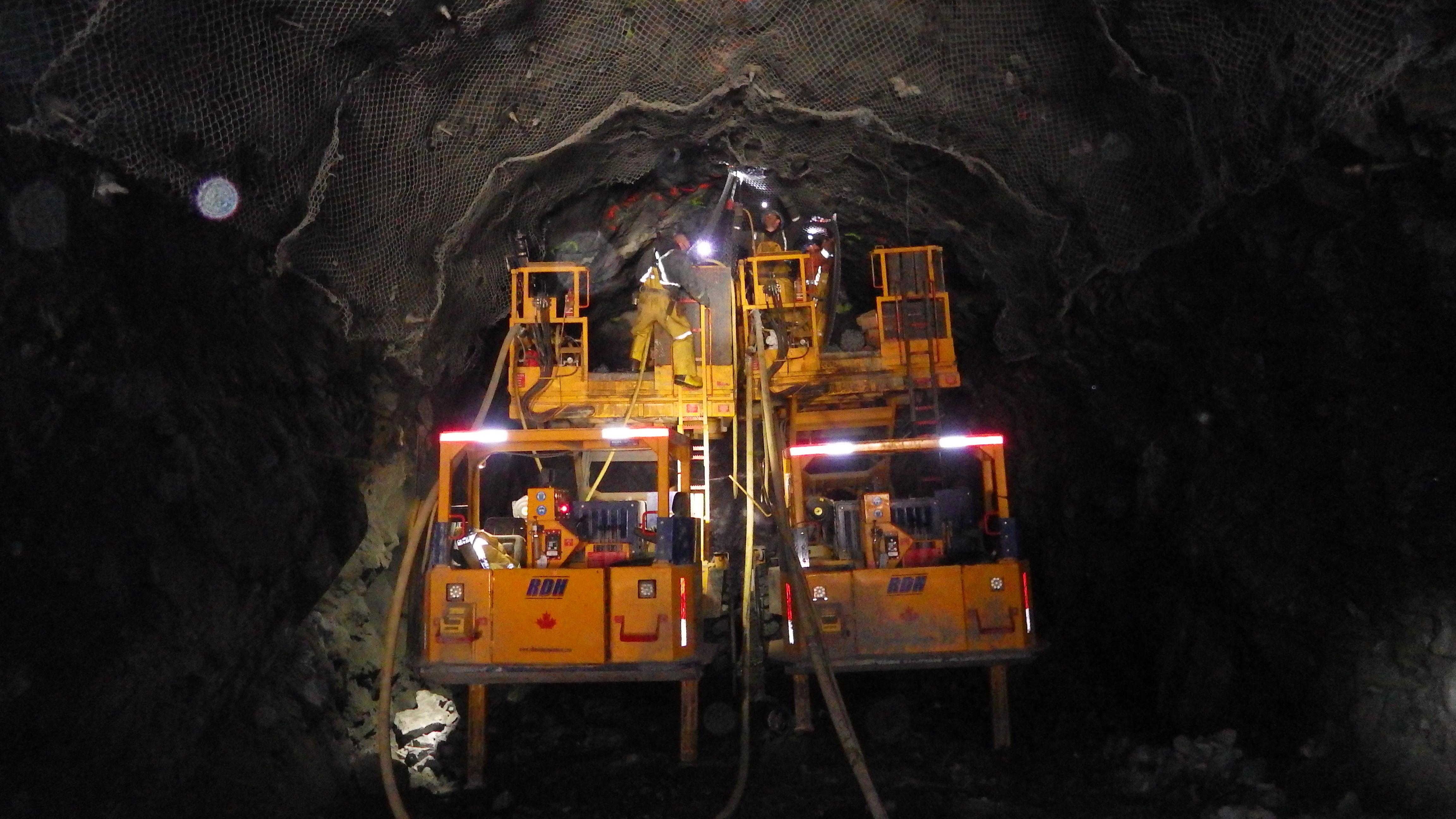 Big Silver Tunnel - Downstream