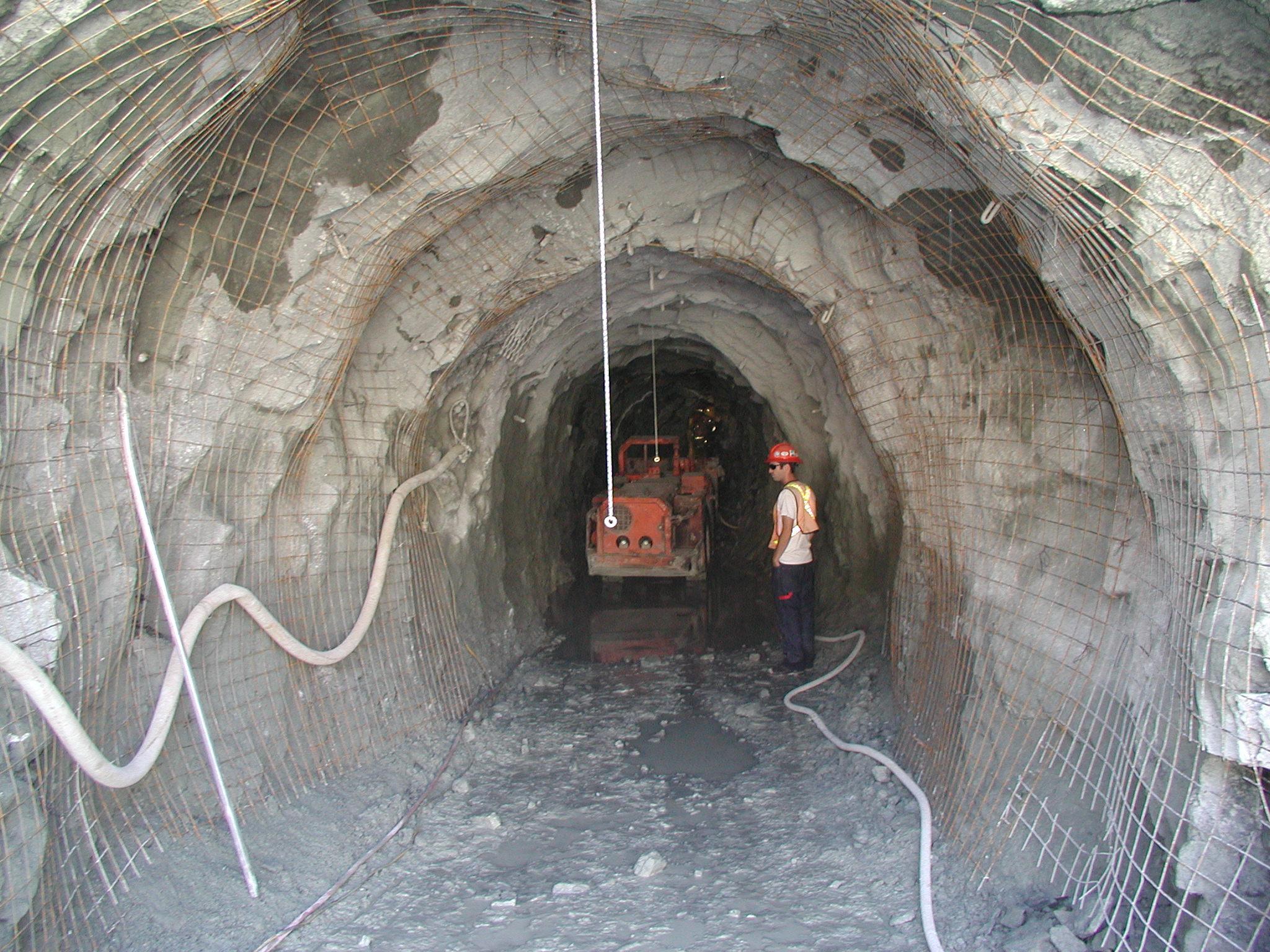 Miller Creek Hydropower Tunnel