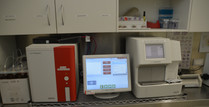 Our Hospital Blood Machines
