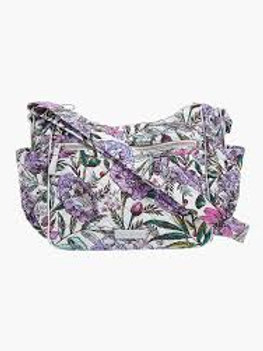Iconic On the Go Crossbody Lavender Meadow