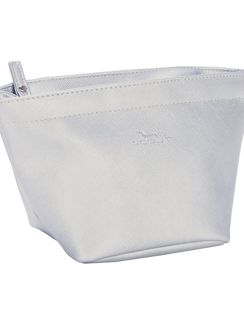 Scout Crown Jewels Cosmetic Bag - Silver