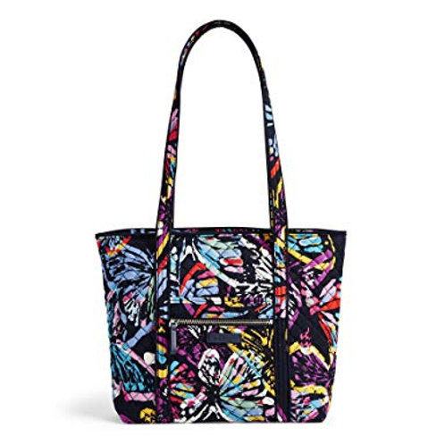 Iconic Small Vera Tote Butterfly Flutter