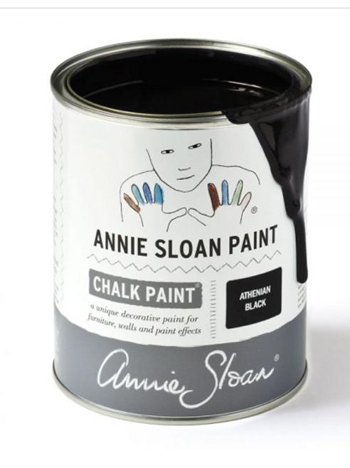 Annie Sloan Chalk Paint®- Athenian Black
