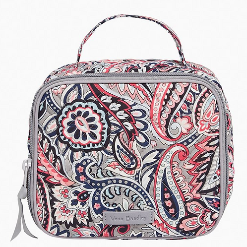 Vera Bradley Iconic Pack and Snack - Gramercy Paisley