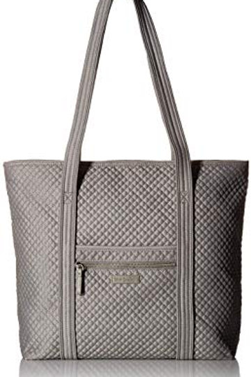 Iconic Vera Tote Denim Gray