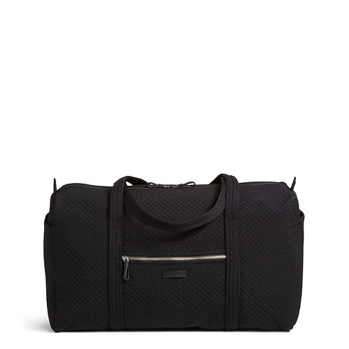 Iconic Large Travel Duffel Classic Black