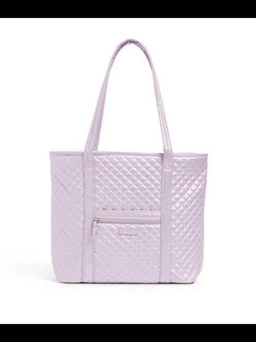 Iconic Vera Tote Lavender Pearl