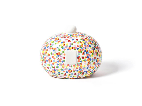 Coton Colors Toss Mini Cookie Jar