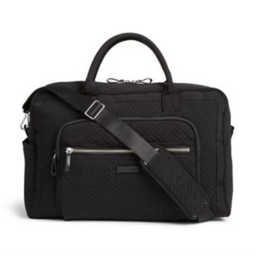 Vera Bradley Weekender Travel Bag - Classic Black