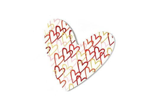 Coton Colors Limited Edition Big Heart Attachment