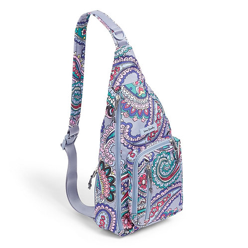Lighten Up Sling Backpack Kona Paisley