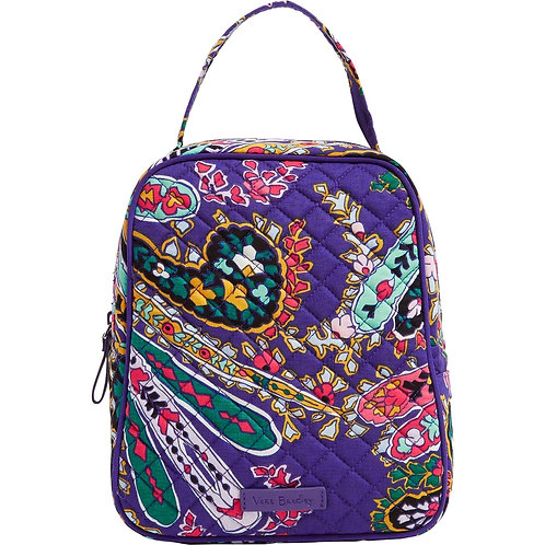 Iconic Lunch Bunch Romantic Paisley