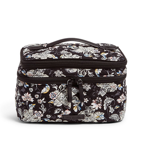 Vera Bradley Iconic Brush Up Cosmetic Case - Holland Garden