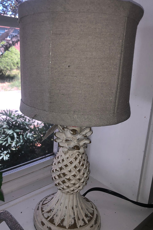 Distressed Kitchen Lamp