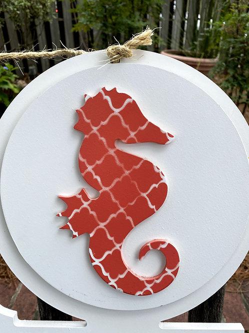 Seahorse Attachment - Home sign