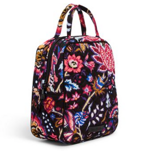 Vera Bradley Iconic Lunch Bunch - Foxwood