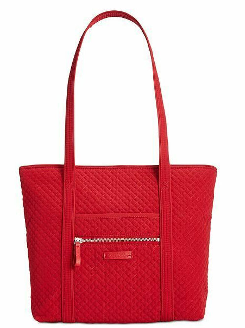 Iconic Vera Tote Cardinal Red