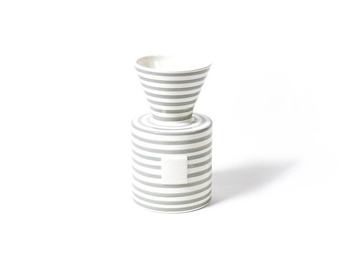 Coton Colors Stone Stripe Mini Vase