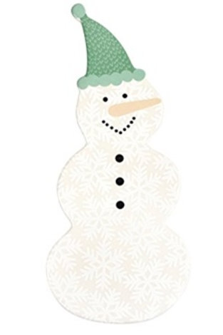 Coton Colors Snowman Mini Attachment