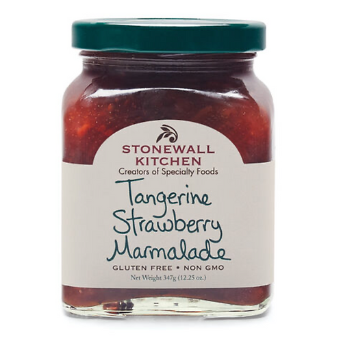 Tangerine Strawberry Marmalade