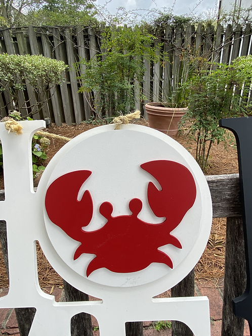 Crabby Attachment