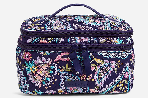 Brush Up Cosmetic Case French Paisley
