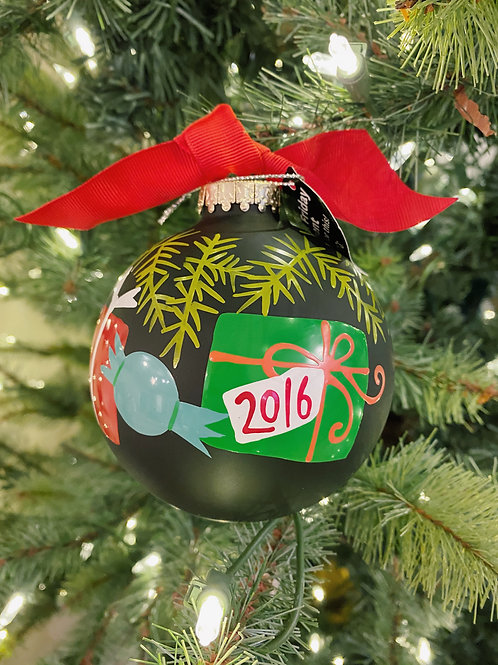 2016 Black Friday Exclusive Ornament
