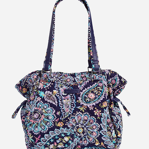 Glenna Satchel French Paisley