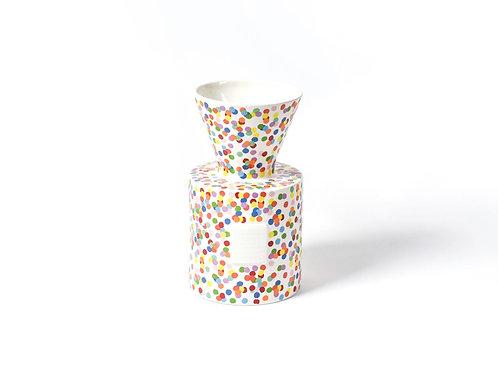 Coton Colors Toss Mini Vase