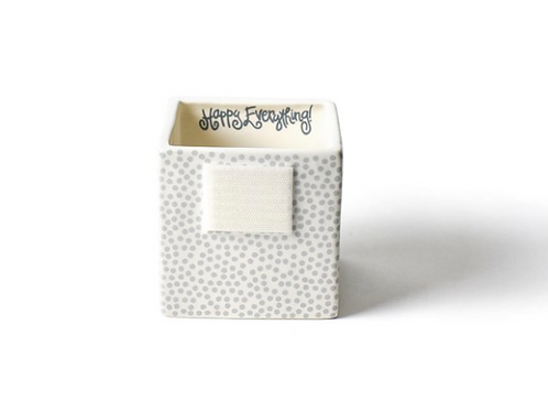 Stone Small Dot Mini Nesting Cube Small
