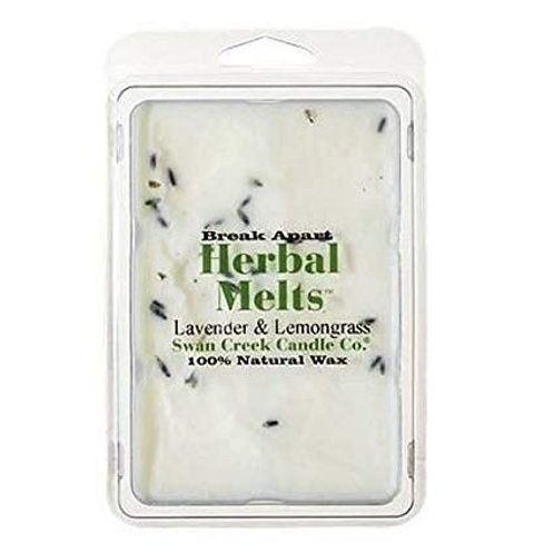 Swan Creek Herbal Melt- Lavender and Lemongrass