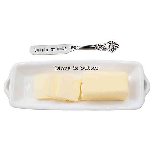 Circa Butter Dish Set